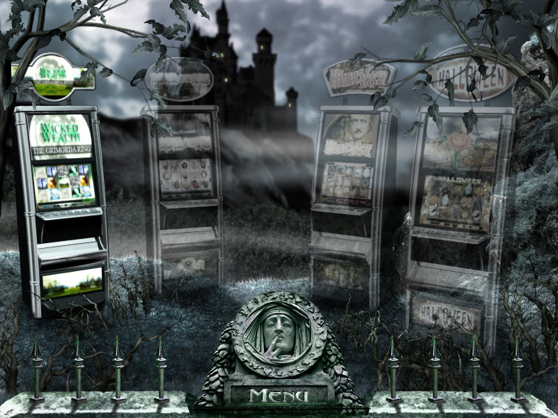 Reel Deal Slot Quest: Vampire Lord screen shot