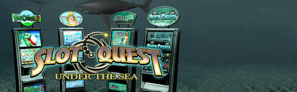 Reel Deal Slot Quest: Under The Sea