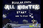 Screenshot of Regular Show: All Nighter