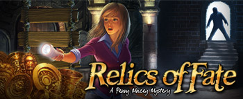 Relics of Fate: A Penny Macey Mystery - image