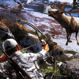 Remington Super Slam Hunting: Alaska - Shoot fast, move quick and be ready for anything in the wilds of Alaska. Hunt and be hunted in Remington Super Slam Hunting: Alaska! - logo