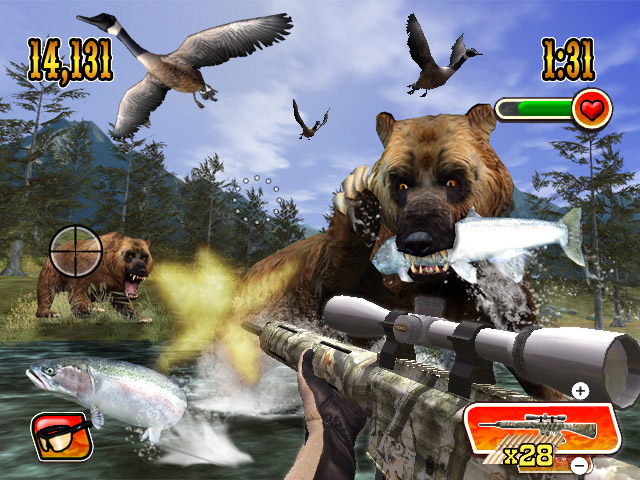 Remington Super Slam Hunting: Alaska screen shot