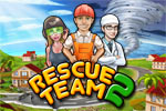 When disaster strikes, the Rescue Team sweeps in to save the day! Take control of workers who respond to emergencies.