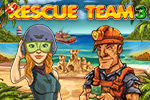You and your team must clean up after a disastrous tornado!  Manage your resources and repair the local infrastructure in Rescue Team 3!