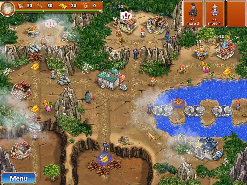 Rescue Team 3 screen shot