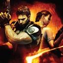 Resident Evil 5 - logo