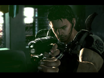 Resident Evil 5 screen shot