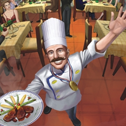 Restaurant Empire - Restaurant Empire is a gastronome's dream come true! - logo