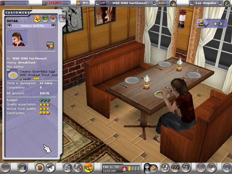 Restaurant Empire screen shot