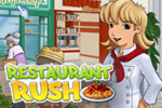 Create fabulous new dishes from filet mignon to dim sum in Restaurant Rush!