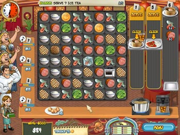 Restaurant Rush screen shot