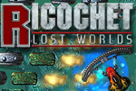 Break bricks in a lost underwater world in Ricochet Lost Worlds!