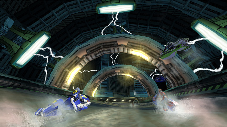 Riptide GP screen shot