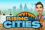 Build your sleepy little village into a flourishing metropolis in Rising Cities!