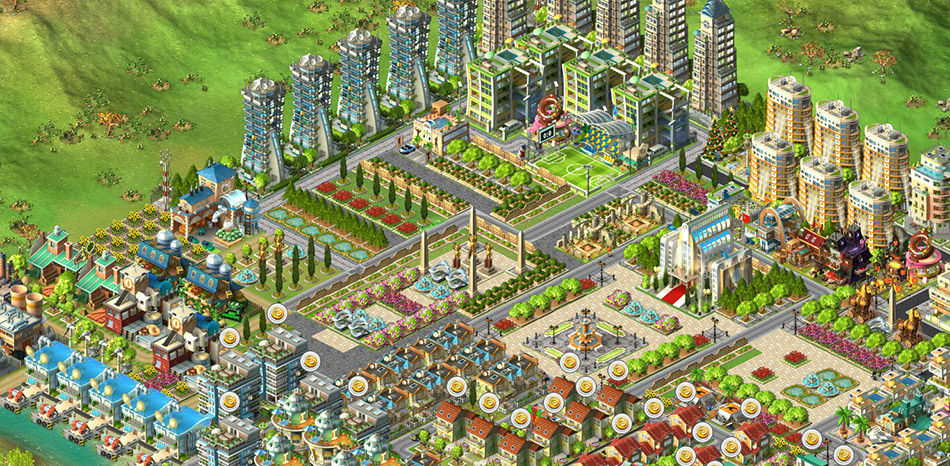 Rising Cities screen shot