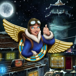 Rita James and the Race to Shangri La - Rita James and the Race to Shangri La combines hidden objects with classic adventure gameplay. Visit a land of mystery! - logo