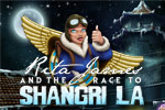 Rita James and the Race to Shangri La combines hidden objects with classic adventure gameplay. Visit a land of mystery!