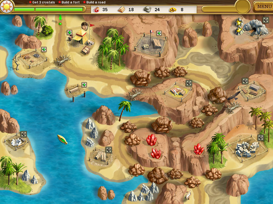 Roads of Rome screen shot