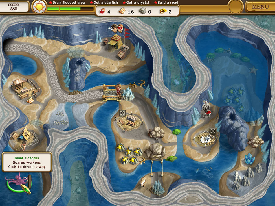 Roads of Rome 2 screen shot