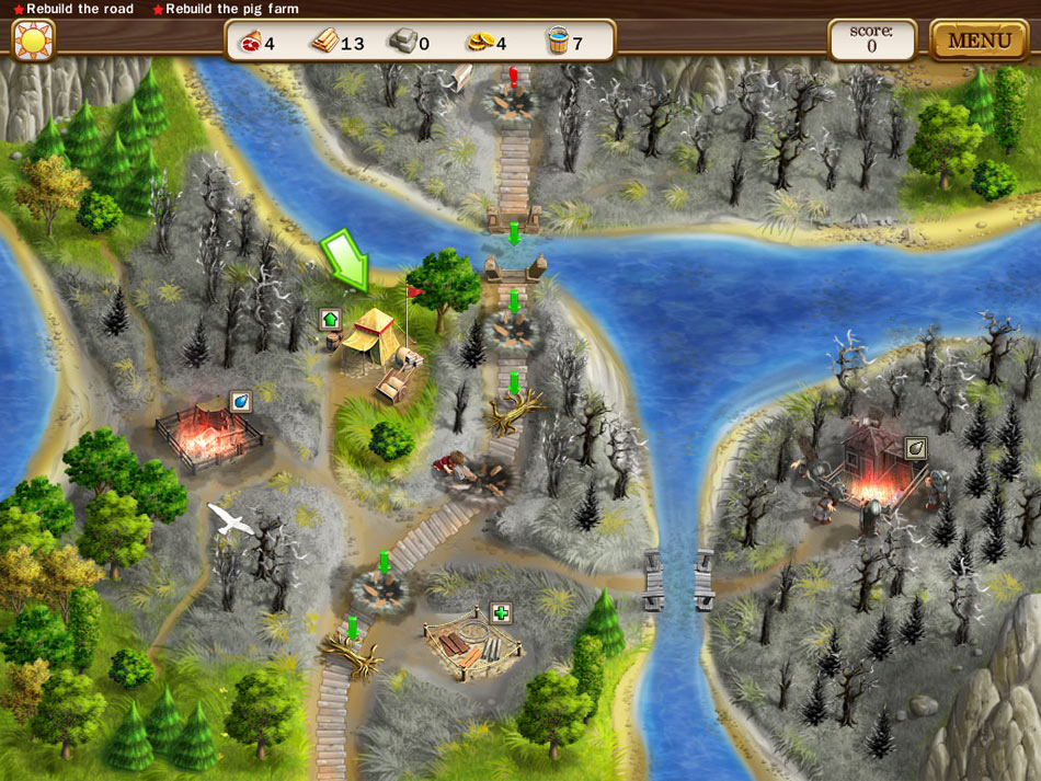 Roads of Rome 3 screen shot