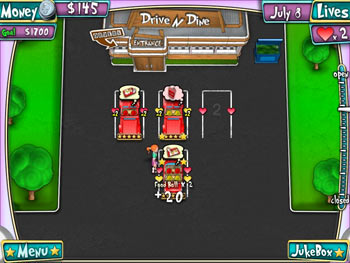 Roller Rush screen shot
