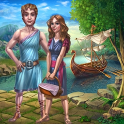 Romance of Rome - Love, adventure, and mortal peril await you in Romance of Rome! - logo