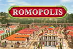 Build ancient Roman cities in Romopolis, a highly addictive strategy game!