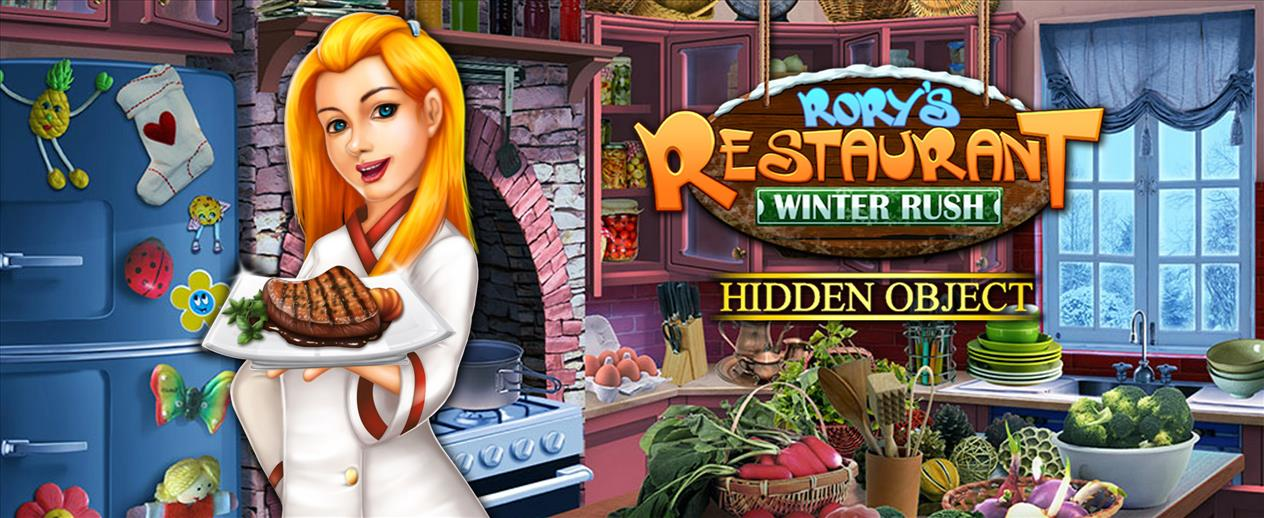 Rory's Restaurant - Winter Rush - Head to Rory's hometown!