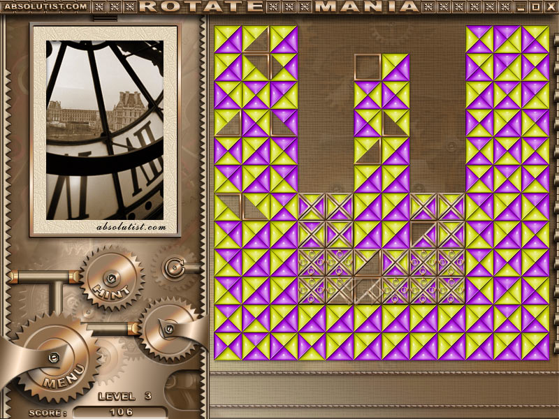 Rotate Mania Deluxe screen shot