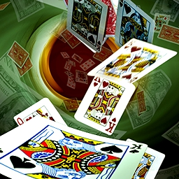 Royal Challenge Solitaire - With 100 challenging card layouts and a number of achievements to earn, Royal Challenge Solitaire will test your Solitaire skills! - logo