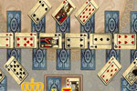 Screenshot of Royal Challenge Solitaire
