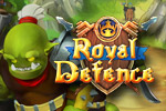 Protect the castle from hordes of trolls! Build towers, save money, learn spells - don't let the enemy in. Play Royal Defense today!