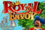 Royal Envoy features pirates, treasure, hot air balloons and more!
