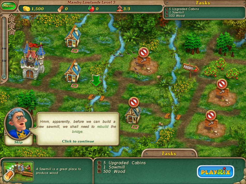 Royal Envoy 2 Collector's Edition screen shot