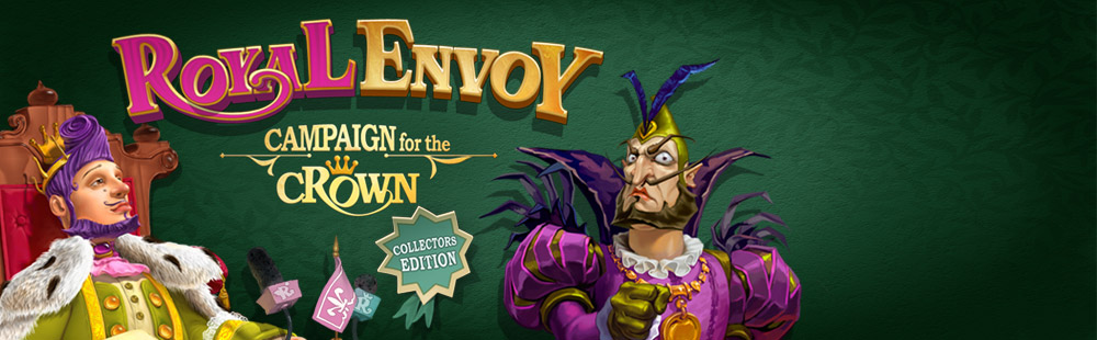 Royal Envoy: Campaign for the Crown - Collector's Edition
