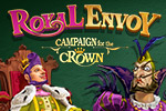 Keep the kingdom out of the wrong hands in the time management game Royal Envoy: Campaign for the Crown Сollector's Edition!