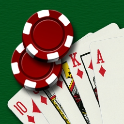 Cash Tournaments - Royal Flush - Royal Flush is a fast-paced game of skill in which Poker meets Solitaire. - logo