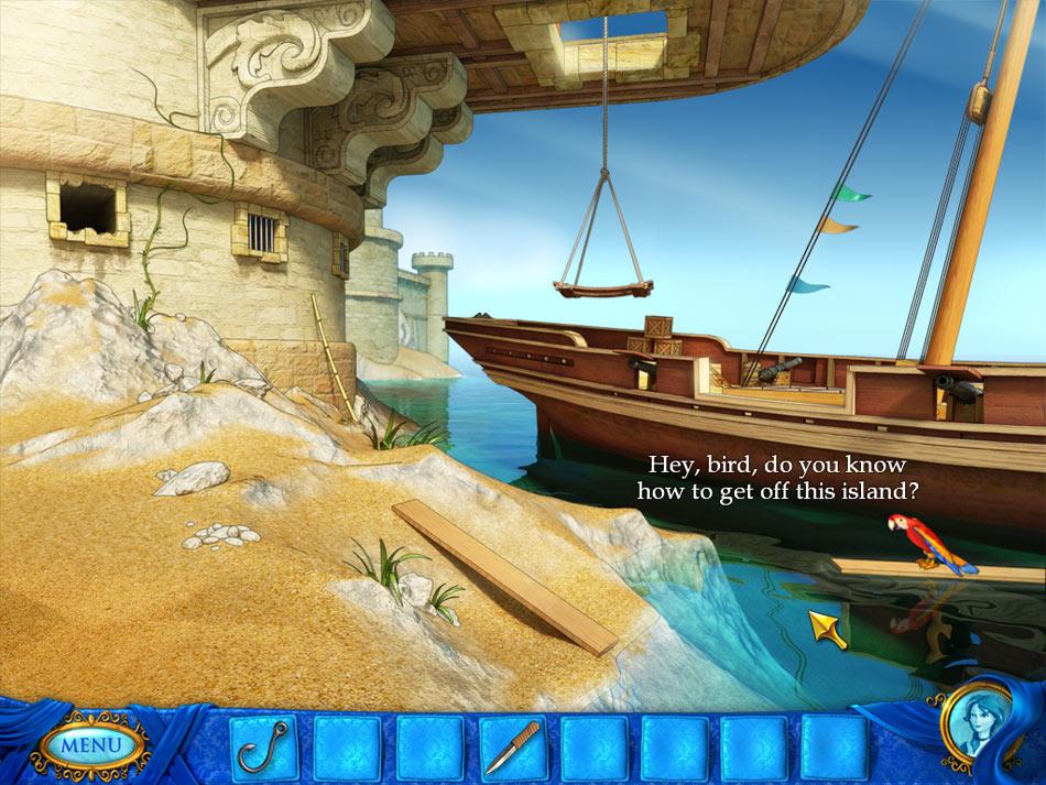 Royal Trouble screen shot