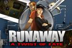 Runaway: A Twist of Fate is a fun and funny point and click adventure!