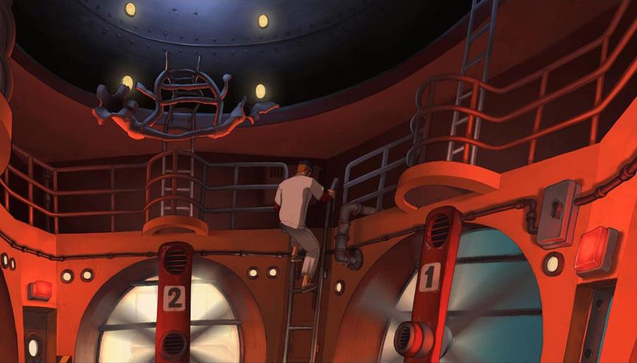 Runaway: A Twist of Fate screen shot