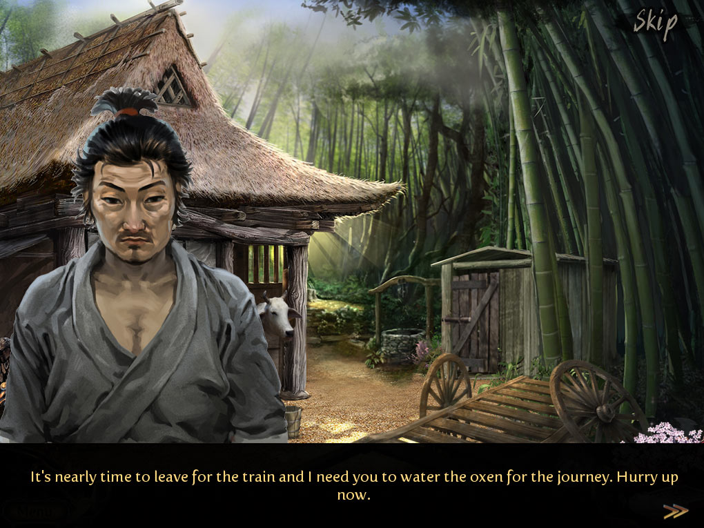 Runaway Geisha screen shot