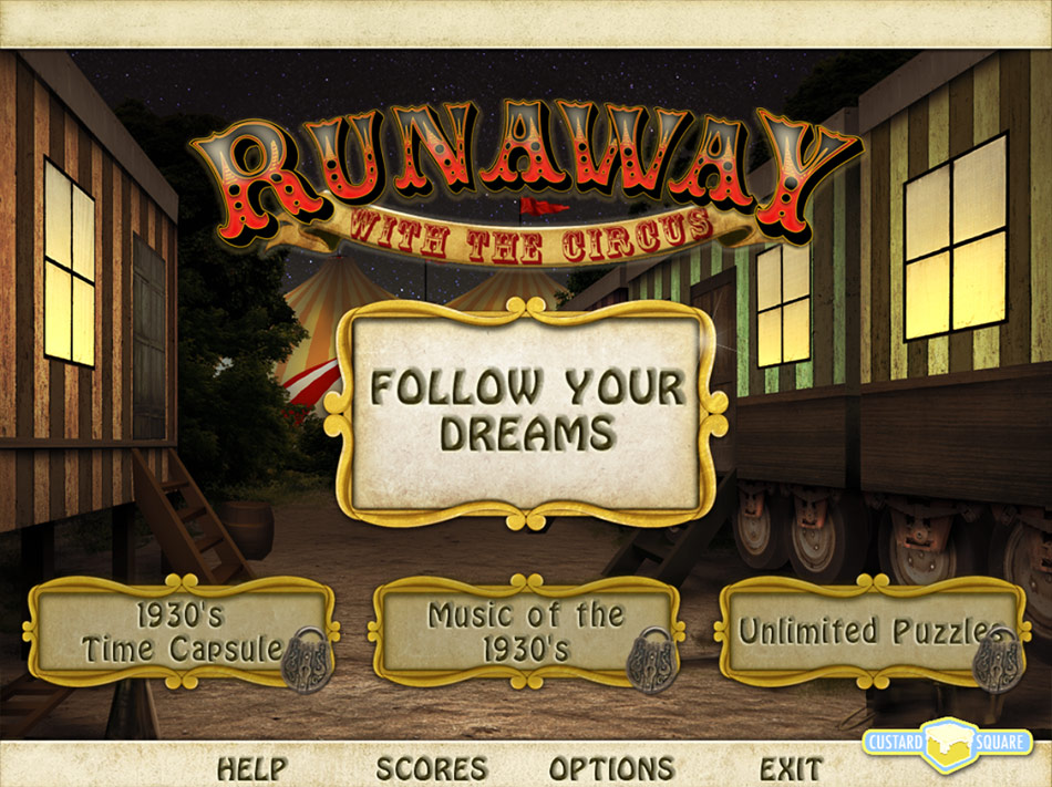Runaway with the Circus screen shot