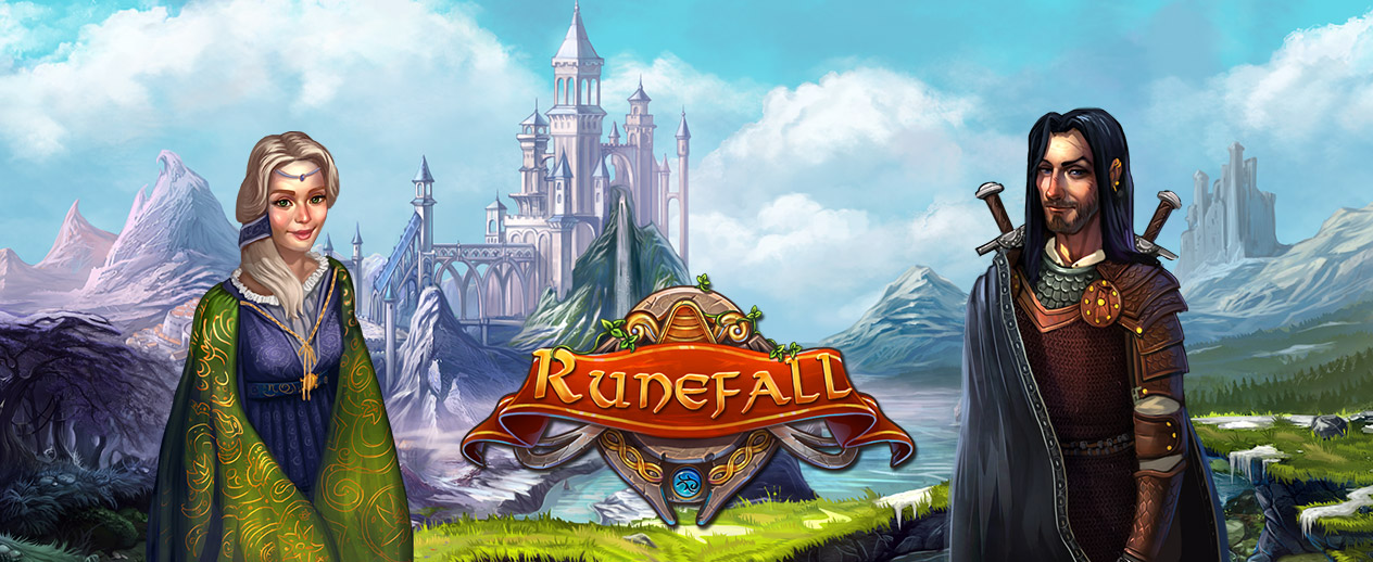 Runefall - A new way to match 3!