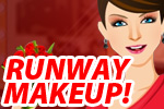 Be swift, slick, and get that makeup on quick, in Runway Makeup! Play FREE now.