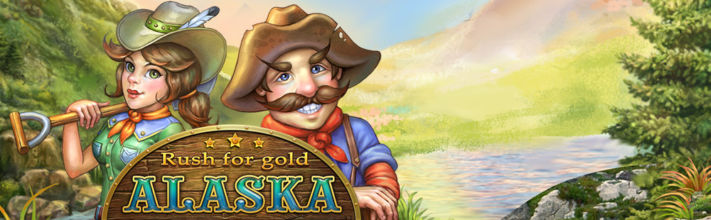 Rush for Gold Alaska