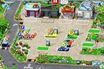 Screenshot of Rush Hour! Gas Station