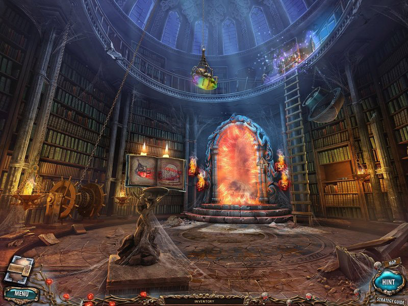 Sacra Terra: Kiss of Death Collector's Edition screen shot