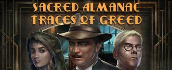 Sacred Almanac: Traces of Greed - image