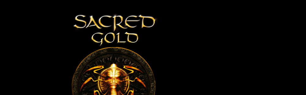 SACRED Gold