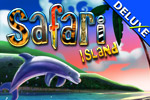 Explore an island teeming with puzzles in Safari Island, a unique twist on mahjong-style gaming. Combine game pieces to complete safari images!
